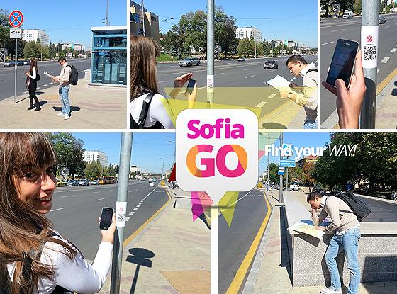 Sofia Go App